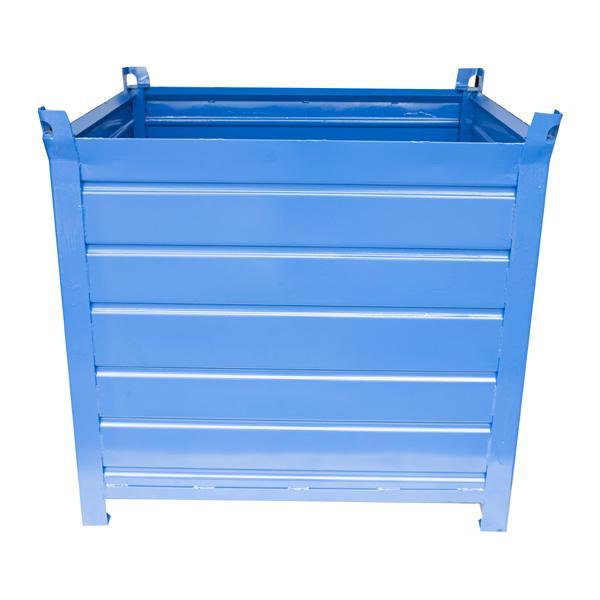 Pojemnik pełny niebieski