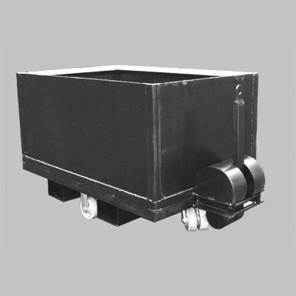 Metalowy pojemnik